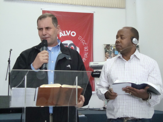 Translating a Missionary from Ceará